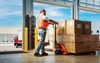 entreposage et de distribution Canada Mexique