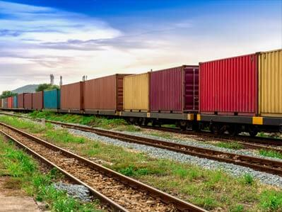 Transport ferroviaire Canada Mexique