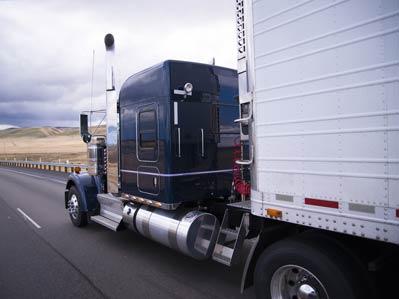 Transport remorque fermée Canada USA