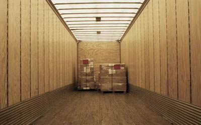 fill entire truck shipping