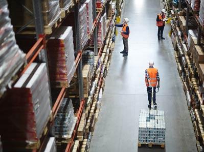Entreposage et distribution Brésil Canada