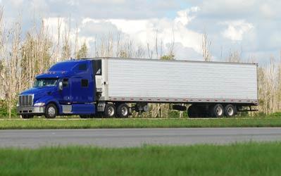 marchandise doit être transportée dans une remorque fermée - Canada Mexique