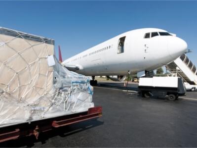 transport aérien pour votre marchandise