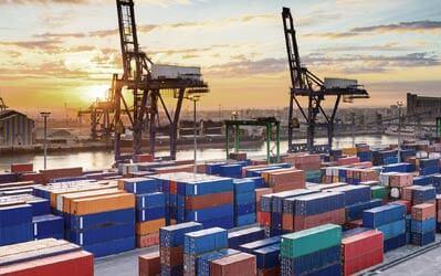 intermodal shipping canada usa