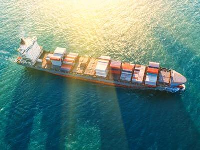 Transport maritime Brésil Canada